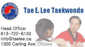 Tae E. Lee Taekwondo ������ �±ǵ�